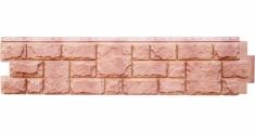 Фасадная панель Grand Line ЯФАСАД Екатерининский камень (Бронза), 1,40м