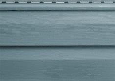 Виниловый Альта-Сайдинг серо-голубой, 3,66м