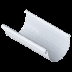 Желоб для водосточной системы белый 3 м